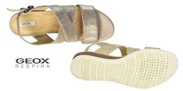 Sandalias Geox D MaryKarmen Plus B para mujer chollo en Amazon