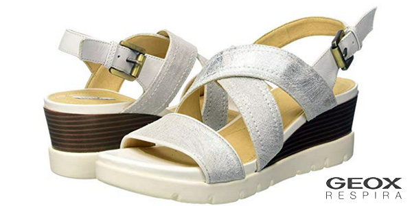 Sandalias Geox D MaryKarmen Plus B para mujer chollazo en Amazon