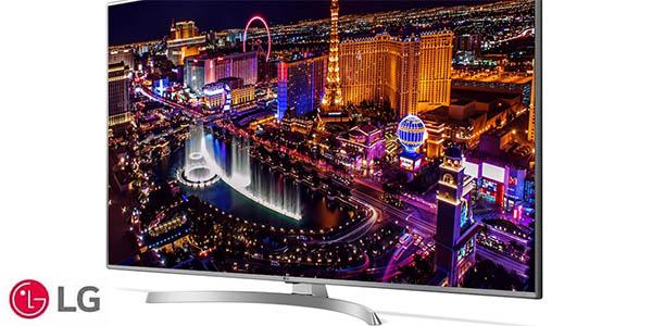 Smart TV LG 50UK6950 UHD 4K HDR barato