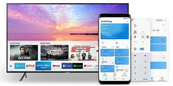 Smart TV Samsung UE43NU7192 UHD 4K HDR barato