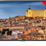 Smart TV TD Systems K55DLG8US UHD 4K HDR de 55''