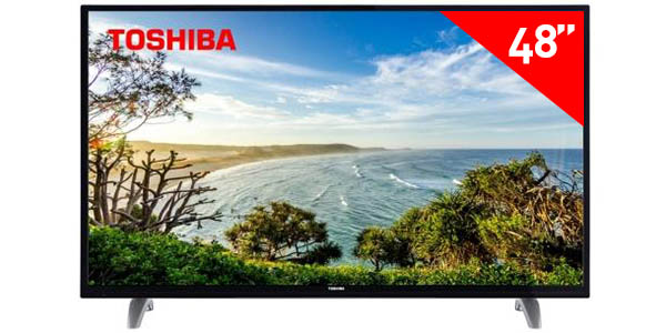 "Smart TV Toshiba 48L3663DG de 48"" Full HD"