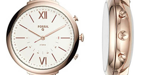 smartwatch elegante de calidad Fossil Q Annette chollo