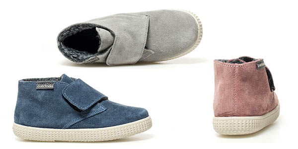 Victoria Bombon zapatillas botín para niñ@s chollo