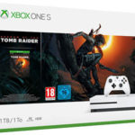 Pack Xbox One S de 1 TB + Shadow Of The Tomb Raider