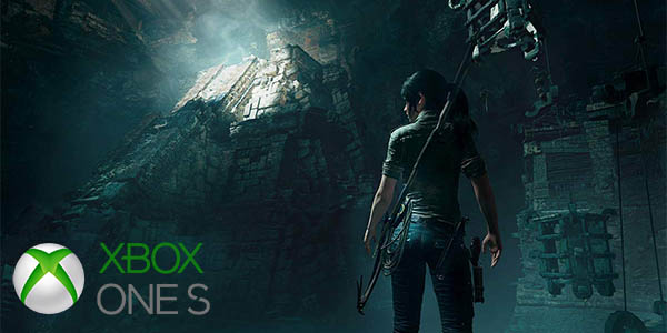 Pack Xbox One S de 1 TB + Shadow Of The Tomb Raider barata