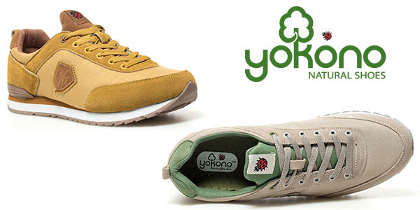 Yokono Urban 001 zapatillas casuales chollo
