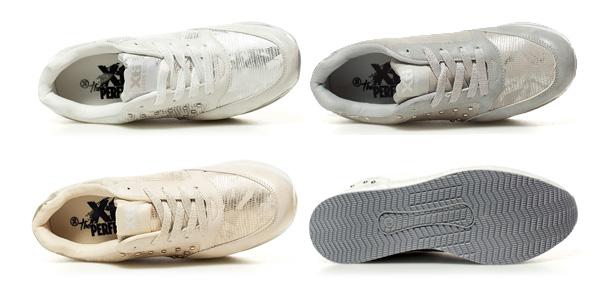 Zapatillas Xti Gunna tonos metalizados con plataforma para mujer chollazo en eBay