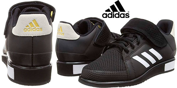 cffad360314 Zapatillas de halterofilia Adidas Power Perfect 3 para hombre en oferta