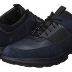Zapatillas Geox Traccia en color azul/negro para hombre baratas en Amazon