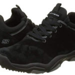 Zapatillas Skechers Larson-raxton en color negro para hombre baratas en Amazon