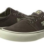 Zapatillas DC Shoes Trase SD en color verde para hombre baratas en Amazon