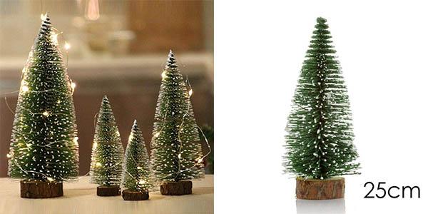 Acecoree árbol de navidad de decoración barato