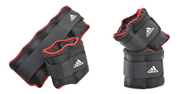 Adidas pesos ajustables para tobillos en oferta