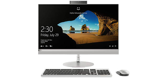 Lenovo Ideacentre AIO 520-22IKU de 21,5'' Full HD