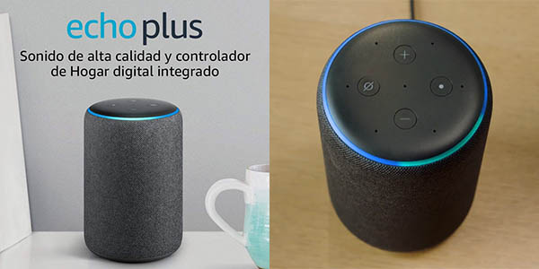 Altavoz inteligente Amazon Echo Plus barato