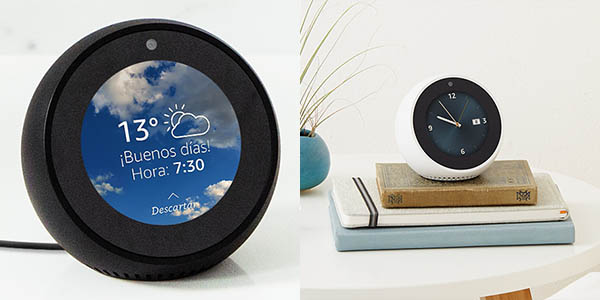 Amazon Echo Spot con pantalla