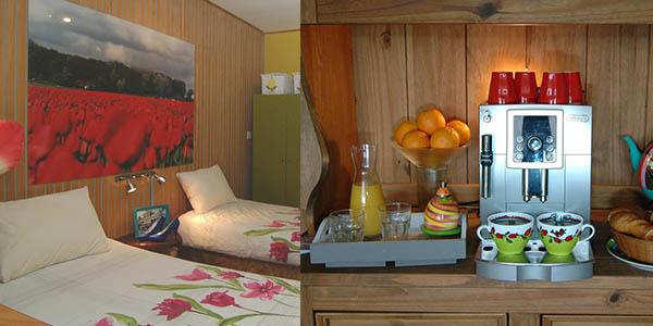 bed & Breakfast económico en Ámsterdam