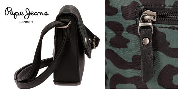 diseño innovador profesional de venta caliente mejor sitio web Chollazo Bolso bandolera Pepe Jeans Morgana para mujer por ...