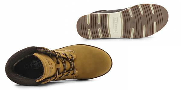 botas chukka Carrera Jeans en imitación de piel oferta