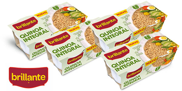 Brillante Quinoa integral pack ahorro