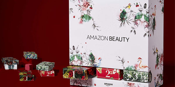 Calendario de Adviento 2018 Amazon Beauty barato en Amazon
