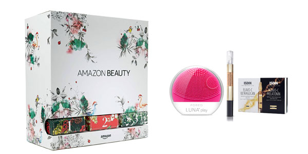 Calendario de Adviento 2018 Amazon Beauty chollo en Amazon