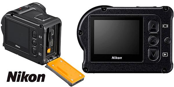 Cámara deportiva Nikon KeyMission 170 4K Ultra HD barata