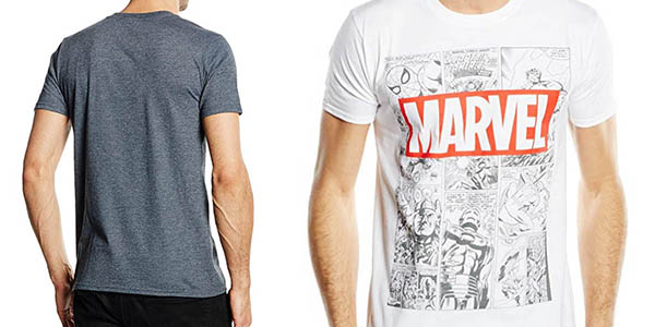camiseta Marvel Mono Comic T-Shirt oferta