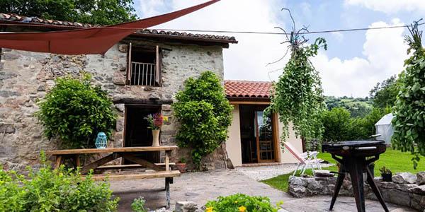 casas rurales económicas para alojamiento en puentes festivos España