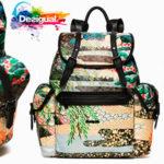Chollo Bolso mochila Desigual Explorer Victoria para mujer