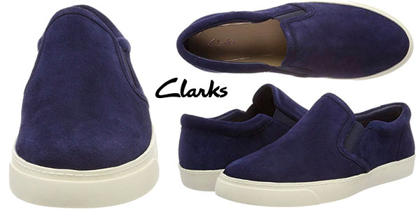 Chollo Mocasines Clarks Glove Puppet para mujer