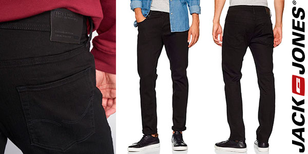 Chollo Vaqueros slim Jack & Jones Tim Original para hombre