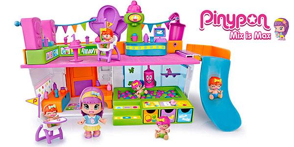 Chollo Set Pinypon Baby Party con 3 minifiguras