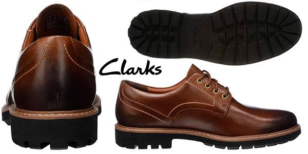 Zapatos Clarks Batcombe Hall para hombre baratos