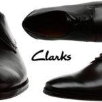 Chollo Zapatos Clarks Gilman Lace de tipo Derby para hombre