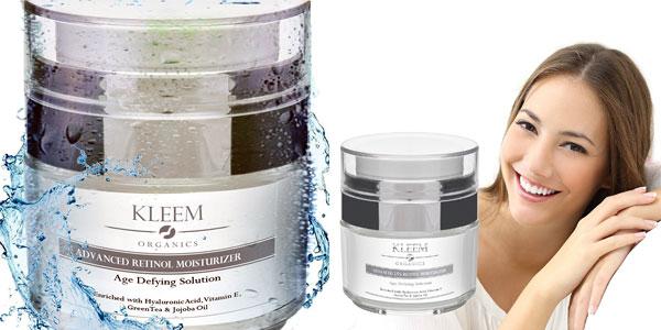 Crema Kleem Antiarrugas Facial para Día y Noche barata en Amazon