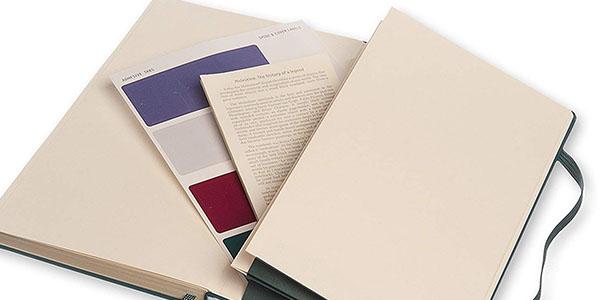 cuaderno Moleskine Pro chollo
