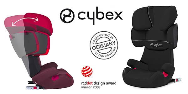 Chollazo silla de coche cybex silver del grupo 2 3 por s lo 117 10 con env o gratis 45 - Mejor silla coche grupo 2 3 ...