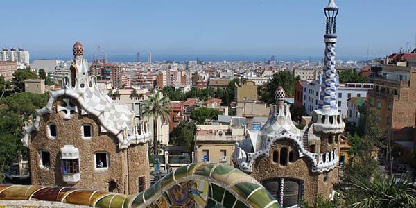 escapada a Barcelona barata octubre 2018