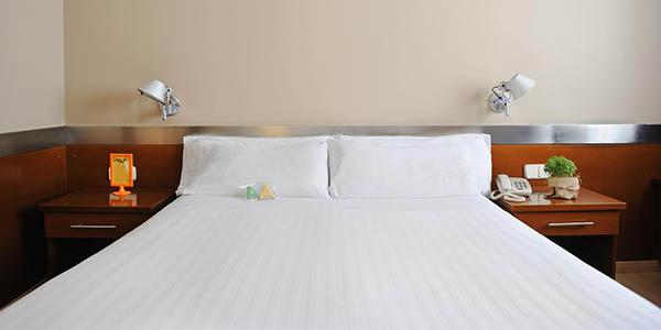 escapada con hotel céntrico y valoraciones top en Barcelona oferta