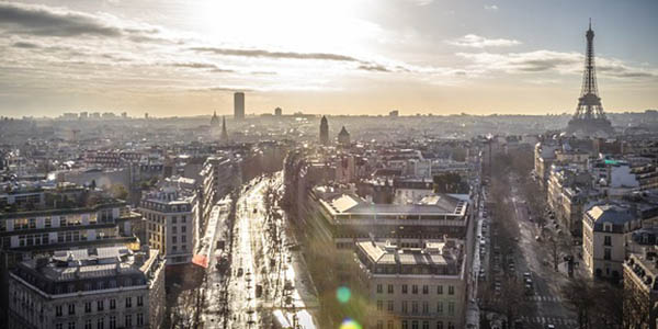 escapada low cost a París Francia otoño invierno