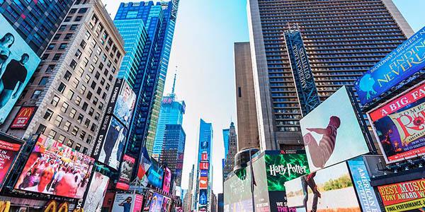 escapada a Nueva York en hotel ubicado en Midtown barato