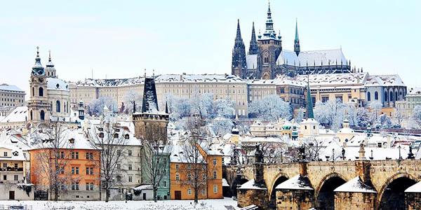 escapada a Praga económica octubre 2018