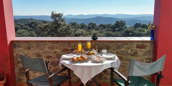 escapada rural económica a la Sierra de Aracena Andalucía