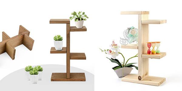 estantería pequeña para plantas Jycra barata