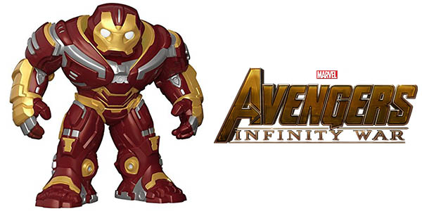 Funko Pop! Hulkbuster XL de Vengadores Infinity War