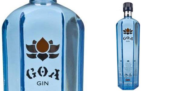 Ginebra Goa London Dry Gin de 70 cl barata en Amazon