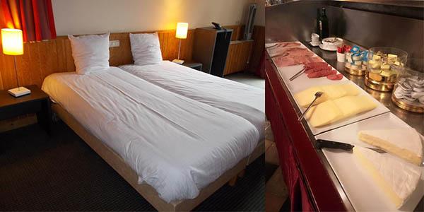 Hotel Koffieboontje Brujas relación calidad-precio genial