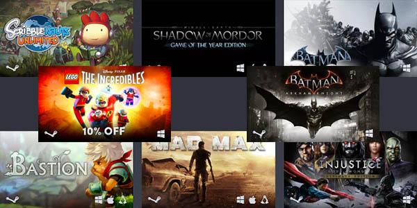 Humble WB Games Bundle